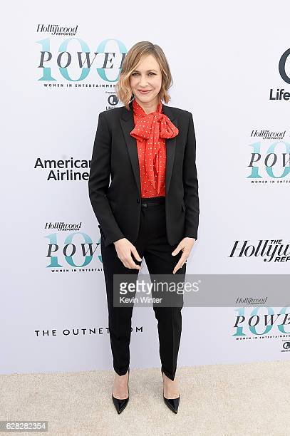 Actress Vera Farmiga attends The Hollywood Reporter's Annual Women in Entertainment Breakfast in Los Angeles at Milk Studios on December 7 2016 in...