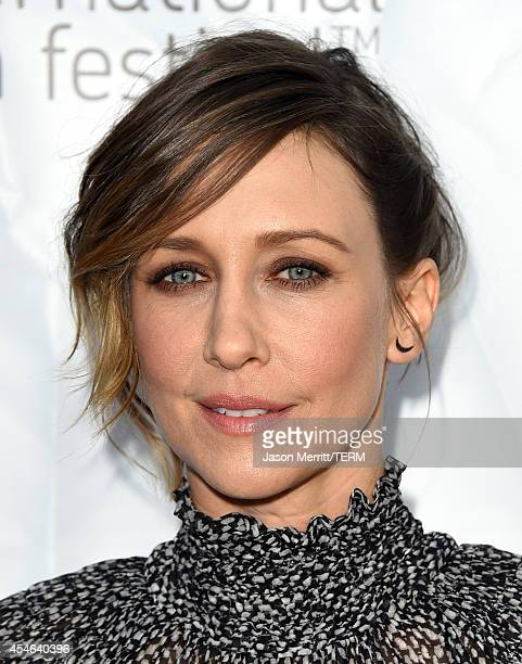 "Actress Vera Farmiga attends ""The Judge"" premiere during the 2014 Toronto International Film Festival at Roy Thomson Hall on September 4, 2014 in..."
