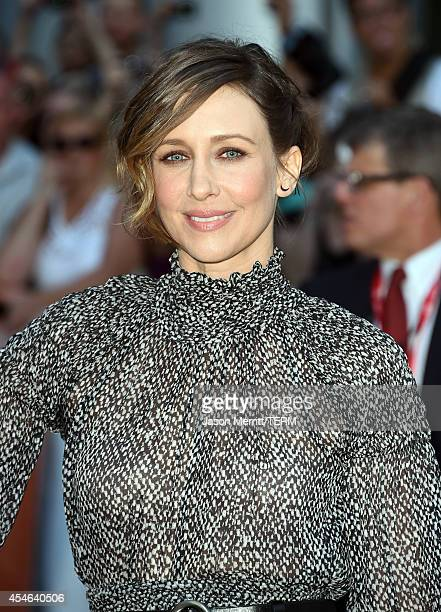 Actress Vera Farmiga attends The Judge premiere during the 2014 Toronto International Film Festival at Roy Thomson Hall on September 4 2014 in...