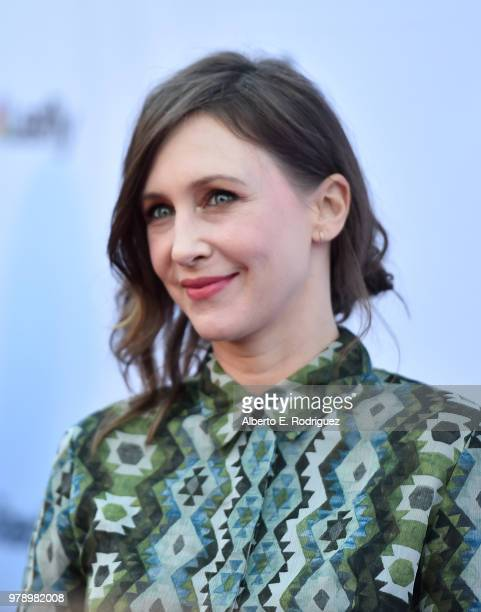 Actress Vera Farmiga attends the premiere of Sony Pictures Classics' 'Boundries' at American Cinematheque's Egyptian Theatre on June 19 2018 in...