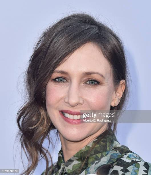"Actress Vera Farmiga attends the premiere of Sony Pictures Classics' ""Boundries"" at American Cinematheque's Egyptian Theatre on June 19, 2018 in..."