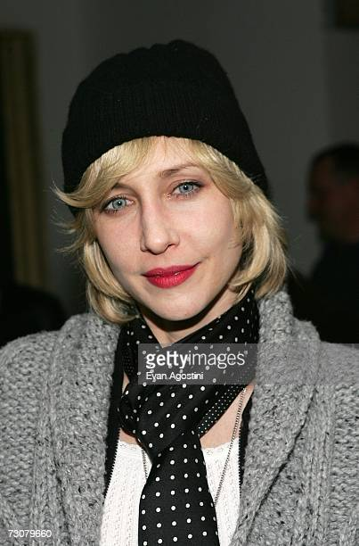 "Actress Vera Farmiga attends the Vox 3 Films Party for ""Broken English"" and ""Never Forever"" at the Main Event Lounge during 2007 Sundance Film..."