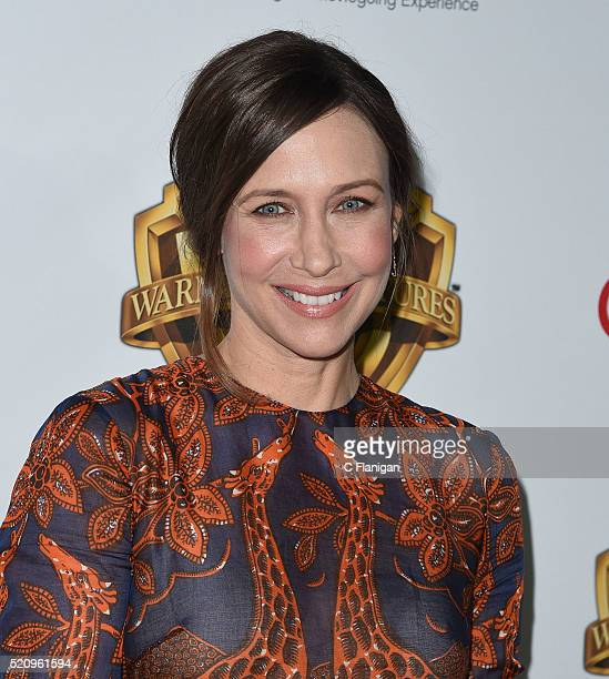 Actress Vera Farmiga attends Warner Bros Pictures' 'The Big Picture' an exclusive presentation highlighting the summer of 2016 and beyond at The...