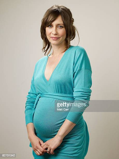 Actress Vera Farmiga from the film 'Nothing But The Truth' poses for a portrait during the 2008 Toronto International Film Festival at The Sutton...