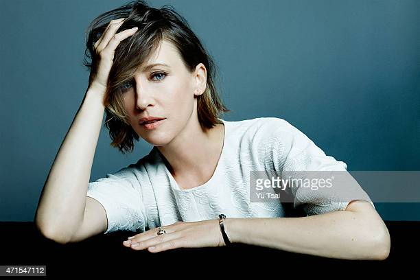 Actress Vera Farmiga is photographed at the Toronto Film Festival for Variety on September 6 2014 in Toronto Ontario