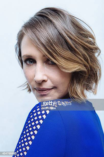 Actress Vera Farmiga is photographed for a Portrait Session at the 2014 Toronto Film Festival on September 5 2014 in Toronto Ontario