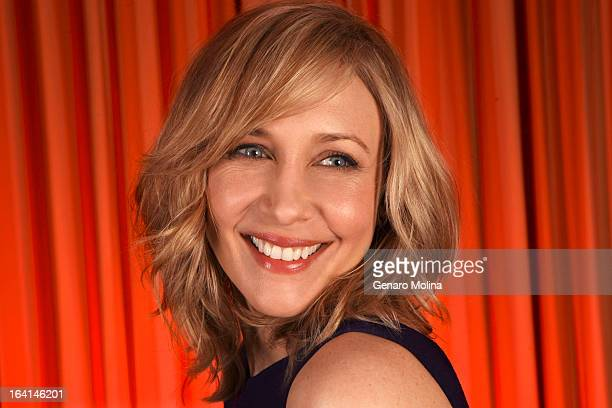 Actress Vera Farmiga is photographed for Los Angeles Times on March 12 2013 in Beverly Hills California PUBLISHED IMAGE REDIT MUST READ Genaro...