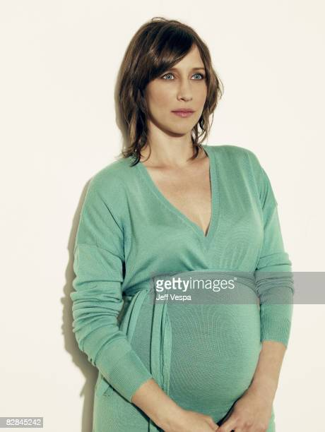 Actress Vera Farmiga poses for a portrait session at the Toronto International Film Festival on September 8 2008