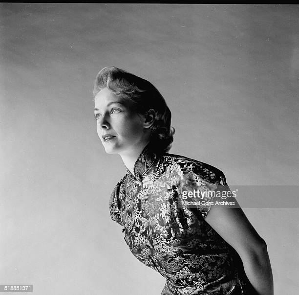 Actress Vera Miles Stock Photos And Pictures