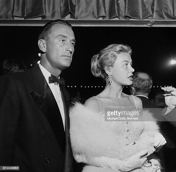 Actress VeraEllen and Victor Rothschild attend an event in Los AngelesCA
