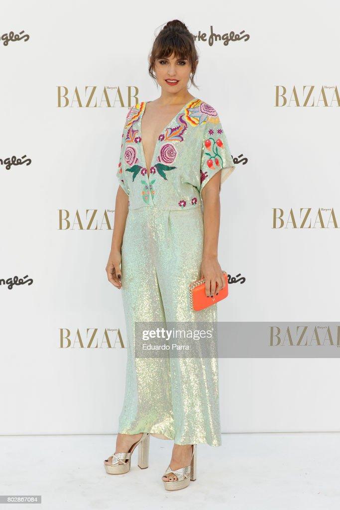 Harper's Bazaar Summer Party in Madrid