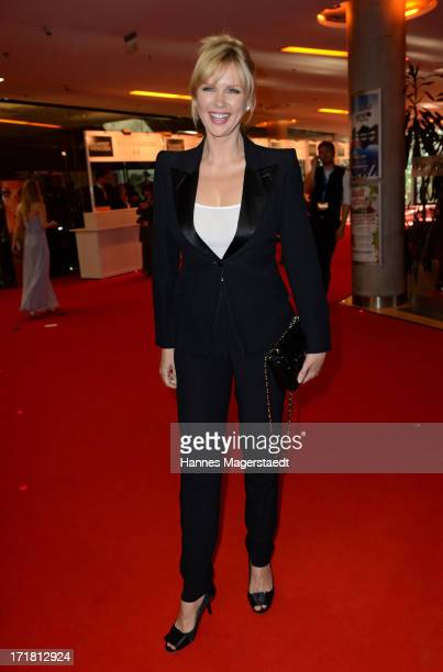 Actress Veronica Ferres attends Munich Film Festival 2013 Opening at the Mathaeser Filmpalast on June 28 2013 in Munich Germany