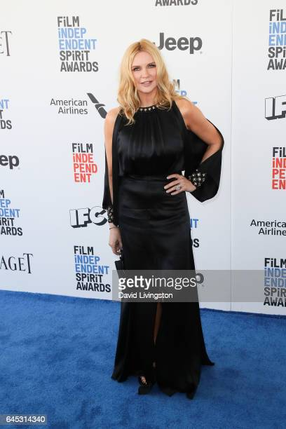 Actress Veronica Ferres attends the 2017 Film Independent Spirit Awards on February 25 2017 in Santa Monica California