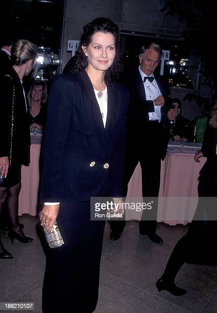 Actress Veronica Hamel attends the National Conference of Christians Jews' 29th Annual Entertainment Industry Humanitarian Award Salute to Rupert...