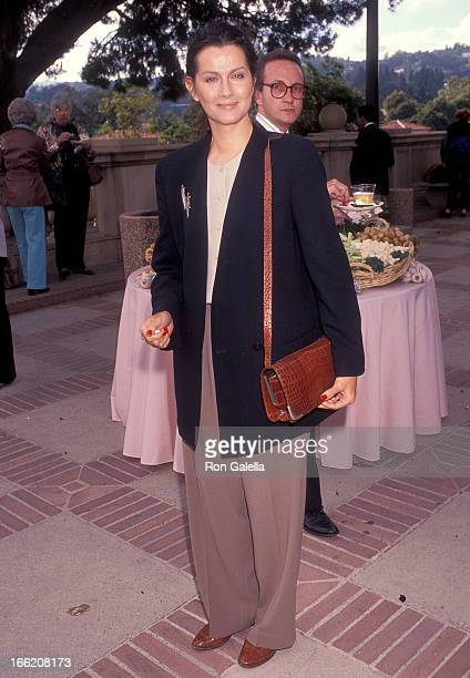 Actress Veronica Hamel attends the UCLA Film Television Archive and the Academy of Television Arts Sciences Present the Summerlong Tribute 'Hallmark...