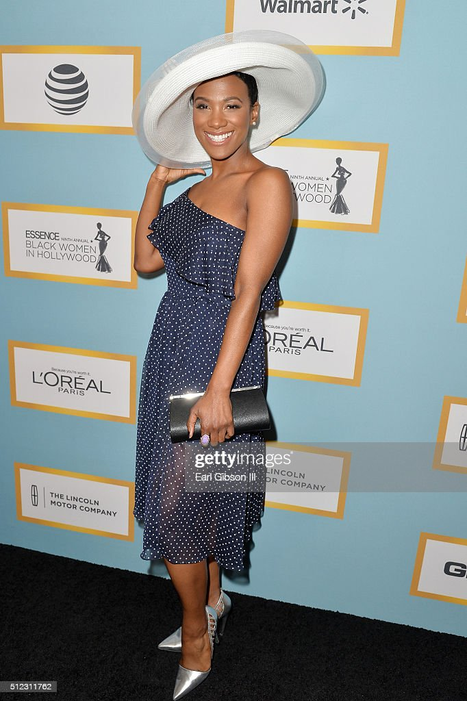 Actress Vicky Jeudy attends the 2016 ESSENCE Black Women In Hollywood awards luncheon at the Beverly Wilshire Four Seasons Hotel on February 25, 2016 in Beverly Hills, California.
