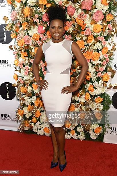 Actress Vicky Jeudy attends the 61st Annual Obie Awards at Webster Hall on May 23 2016 in New York City