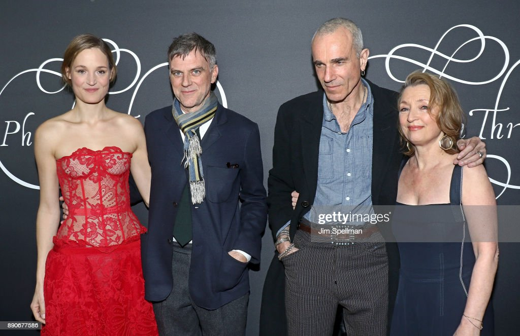 """Phantom Thread"" New York Premiere"