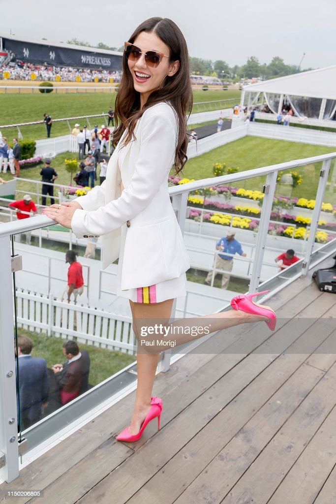 The Stronach Group Chalet At 144th Preakness Stakes : News Photo