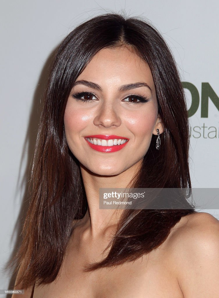 H&M's Exclusive Conscious Collection Launch Party Hosted By Victoria Justice