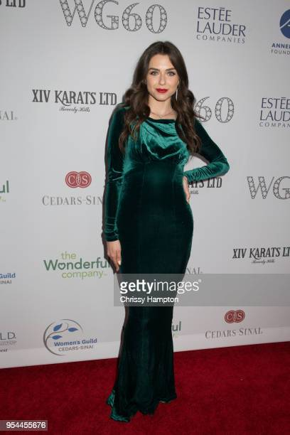 Actress Victoria Konefal arrives for red carpet arrivals for Women's Guild CedarsSinai 60th Anniversary Diamond Jubilee Gala held at The Beverly...