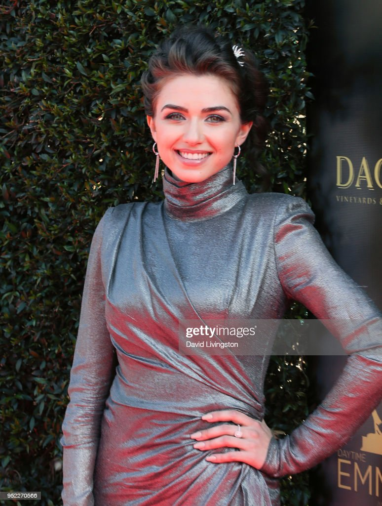 45th Annual Daytime Creative Arts Emmy Awards - Arrivals : Foto jornalística