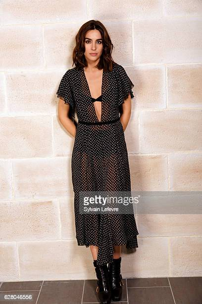 Actress Victoria Olloqui is photographed for Self Assignment during Russian Film Festival on November 25 2016 in Honfleur France