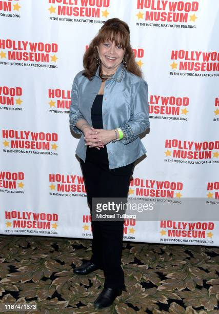 Actress Victoria Paige Meyerink attends a screening and QA for the documentary The Max Factor at The Hollywood Museum on August 11 2019 in Hollywood...