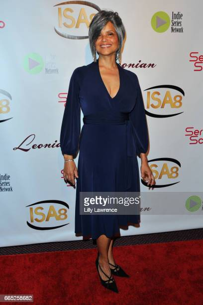 Actress Victoria Rowell arrives at the 8th Annual Indie Series Awards at The Colony Theater on April 5 2017 in Burbank California