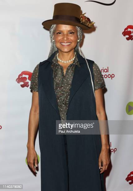 Actress Victoria Rowell attends the 10th Annual Indie Series Awards at The Colony Theater on April 03 2019 in Burbank California