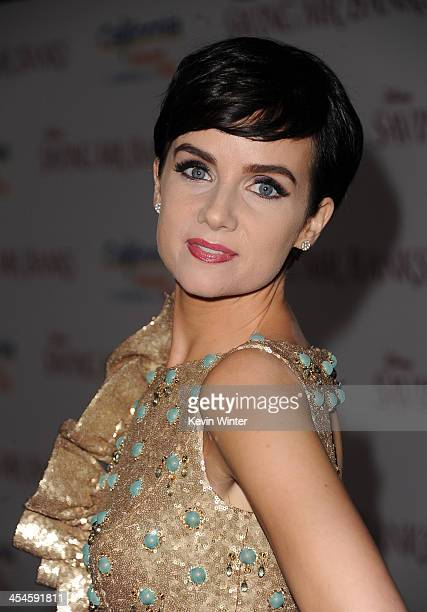 Actress Victoria Summer attends the US premiere at the Walt Disney Studios of Disney's 'Saving Mr Banks' the untold backstory of how the classic film...