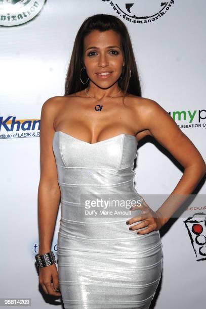 Actress Vida Guerra attends Watering Seeds Organization Gala on April 21, 2010 in Los Angeles, California.