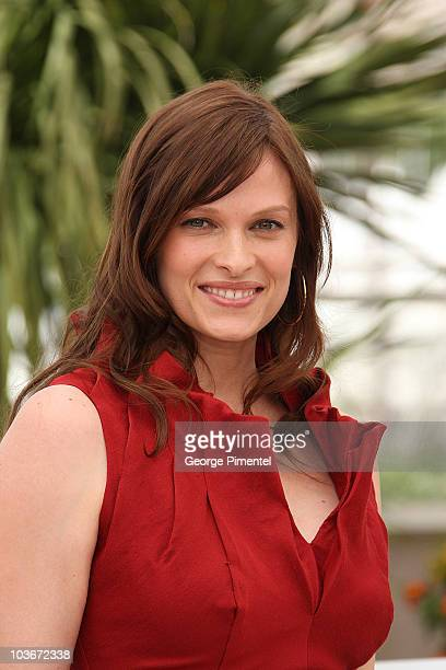 Actress Vinessa Shaw attends the 'Two Lovers' photocall at the Palais des Festivals during the 61st Cannes International Film Festival on May 20 2008...