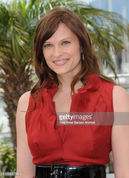 Actress Vinessa Shaw attends the Two Lovers photocall at the Palais des Festivals during the 61st Cannes International Film Festival on May 20 2008...