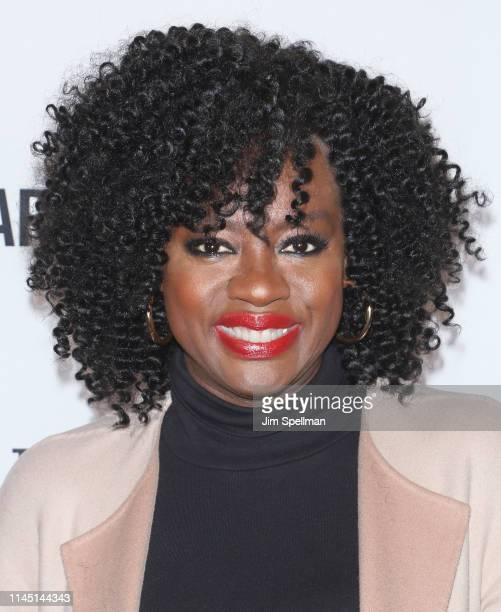 """Actress Viola Davis attends """"A Touch of Sugar"""" New York screening at The Roxy Cinema on April 25, 2019 in New York City."""