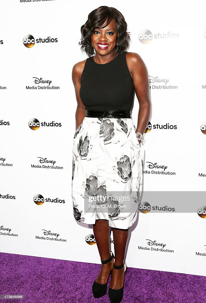 Disney Media Distribution International Upfronts - Arrivals