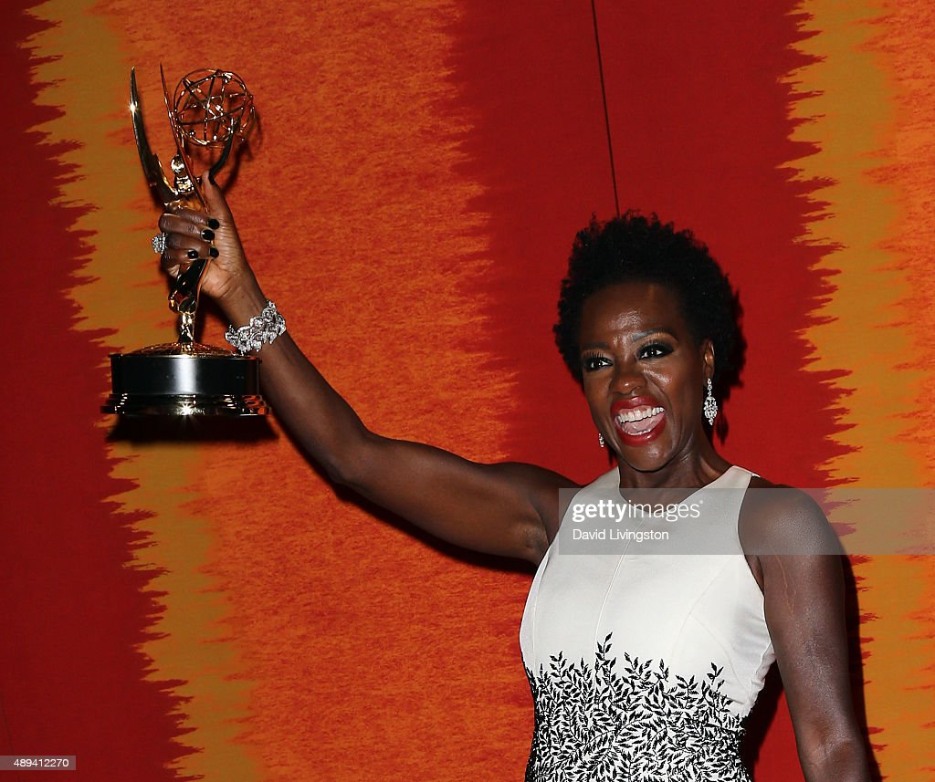 HBO's Official 2015 Emmy After Party - Arrivals : News Photo
