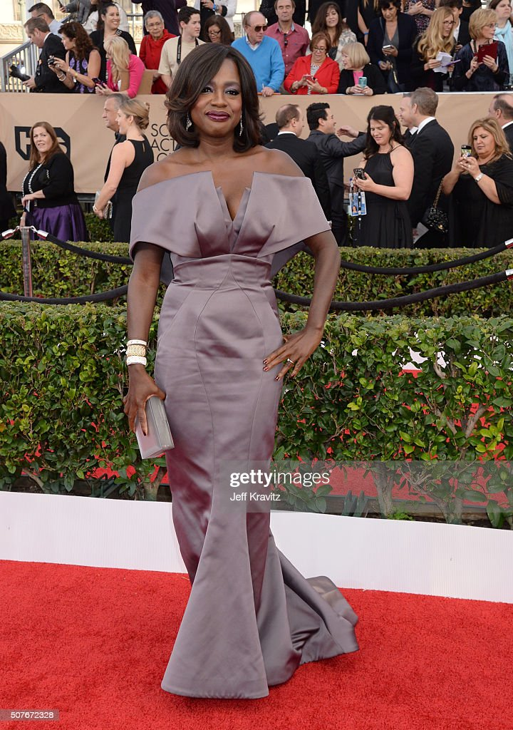 22nd Annual Screen Actors Guild Awards - Arrivals : News Photo