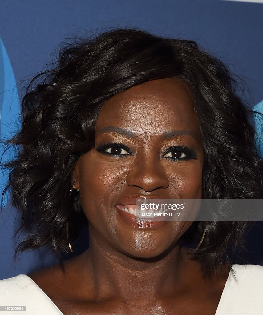 Actress Viola Davis attends the 26th Annual GLAAD Media Awards at The Beverly Hilton Hotel on March 21, 2015 in Beverly Hills, California.
