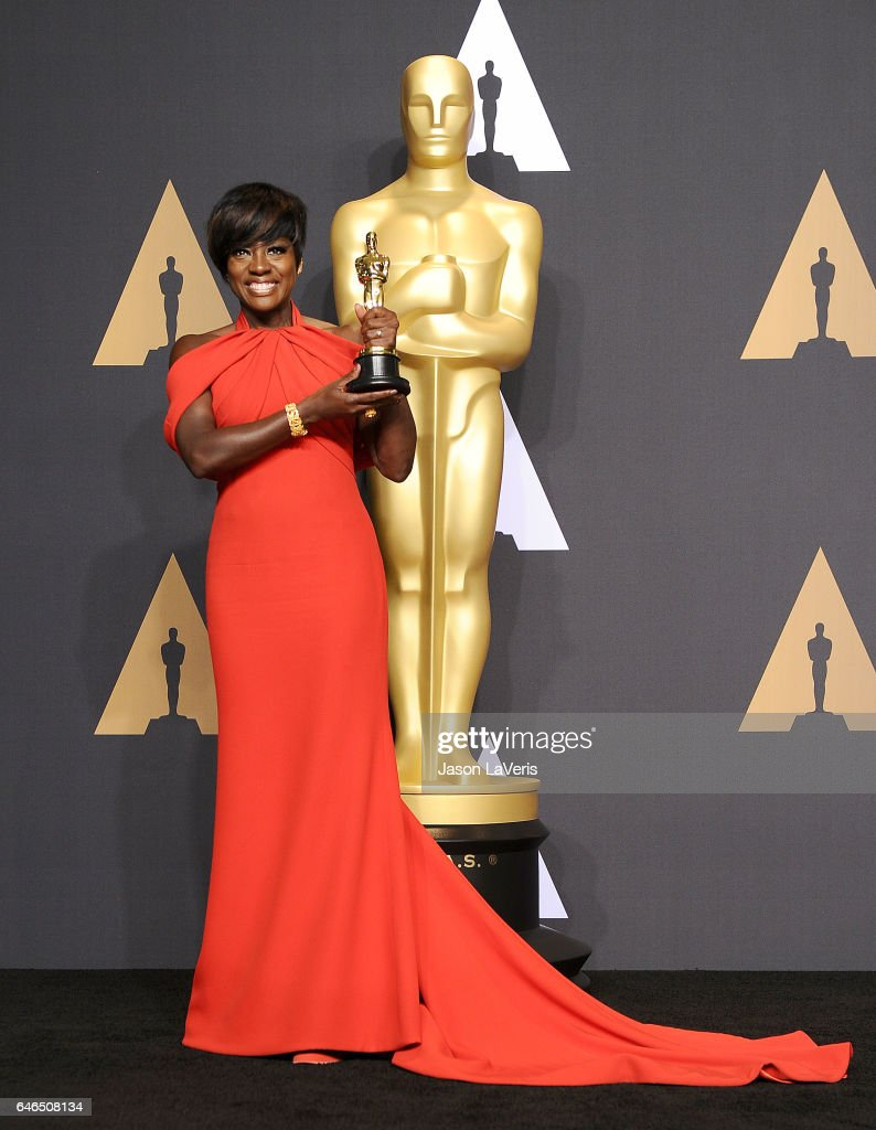 89th Annual Academy Awards -  Press Room : News Photo