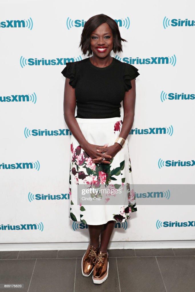 Celebrities Visit SiriusXM - September 28, 2017