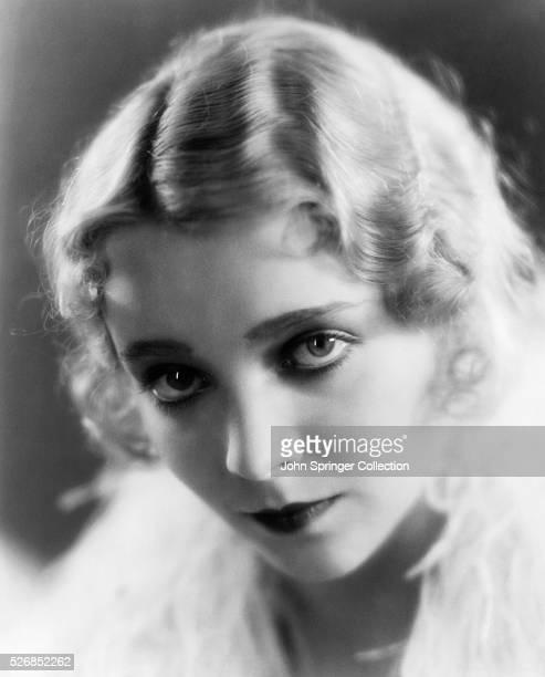 Actress Virginia Bruce