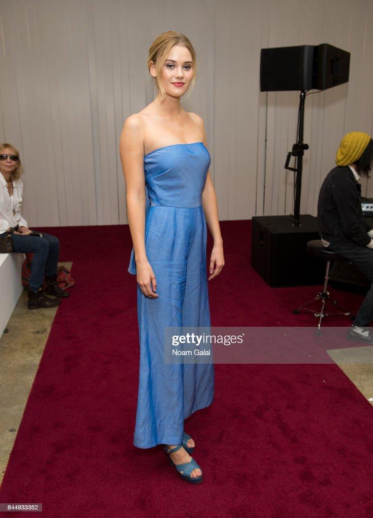 Jill Stuart - Front Row - September 2017 - New York Fashion Week