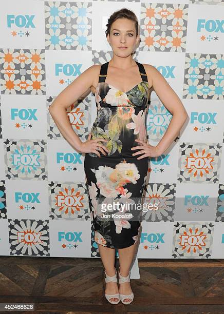 Actress Virginia Kull arrives at the FOX All-Star Party 2014 Television Critics Association Summer Press Tour at Soho House on July 20, 2014 in West...