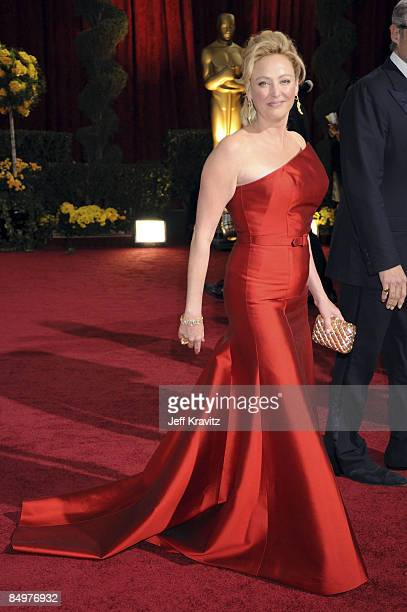 Actress Virginia Madsen arrives at the 81st Annual Academy Awards held at The Kodak Theatre on February 22 2009 in Hollywood California