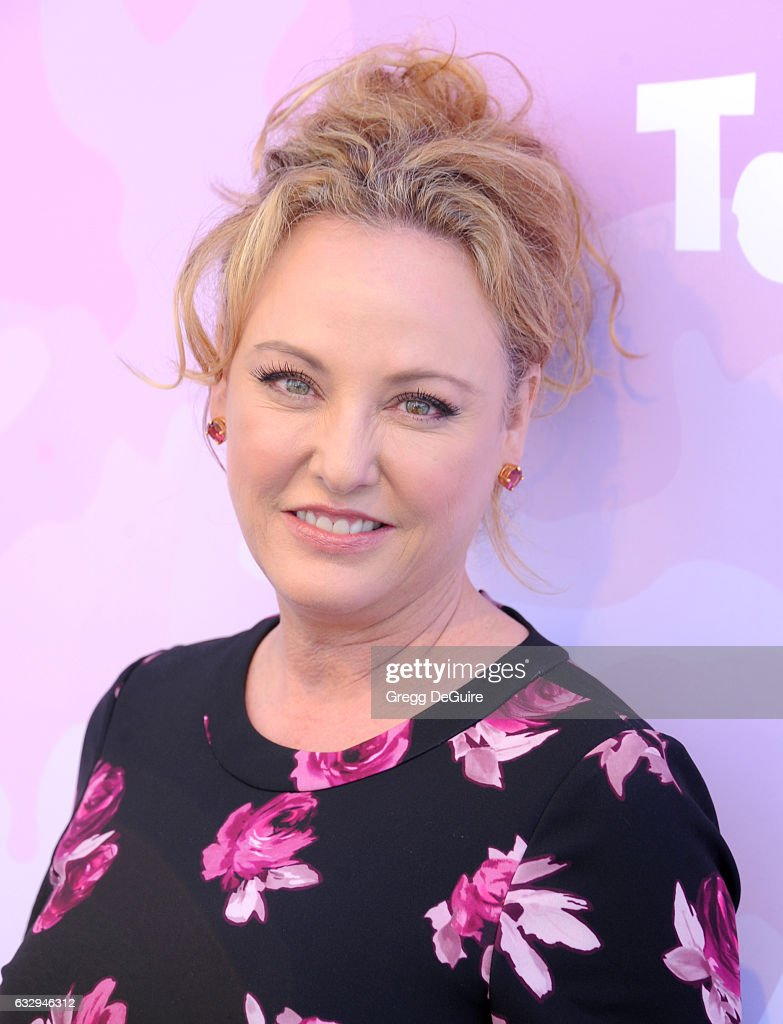 Actress Virginia Madsen arrives at Variety's Celebratory Brunch Event for Awards Nominees Benefitting Motion Picture Television Fund at Cecconi's on January 28, 2017 in West Hollywood, California.