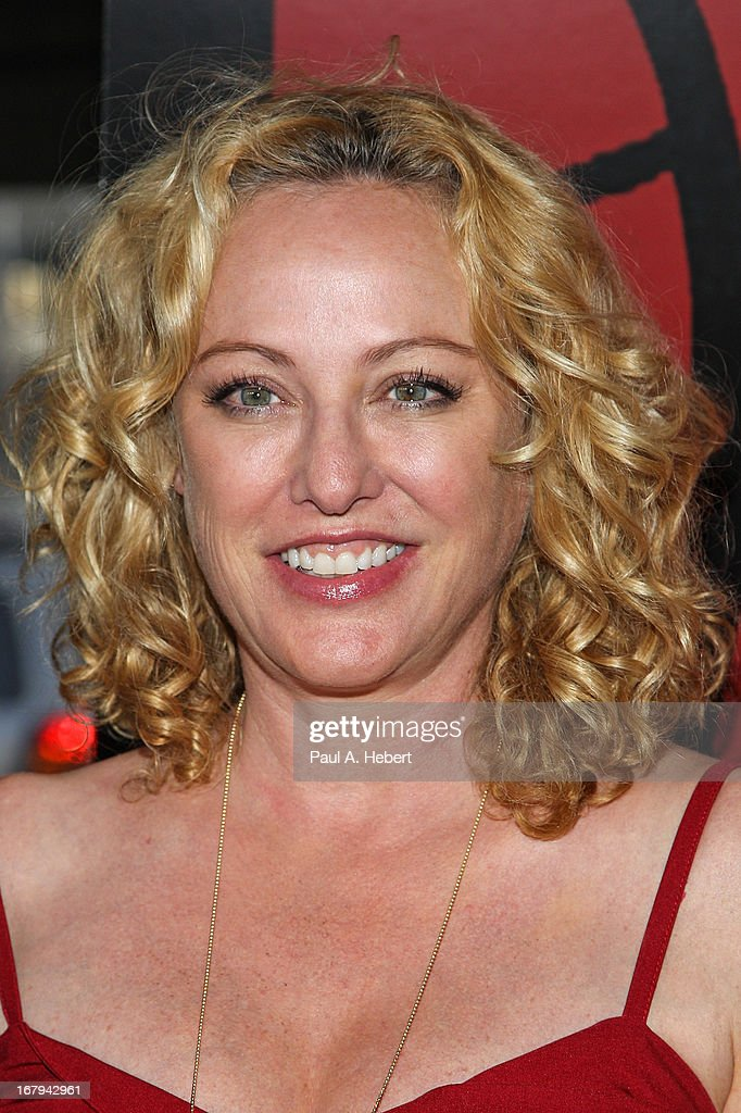 Actress Virginia Madsen attends the 1 Year Anniversary of the WIGS Digital Channel at Akasha on May 2, 2013 in Culver City, California.