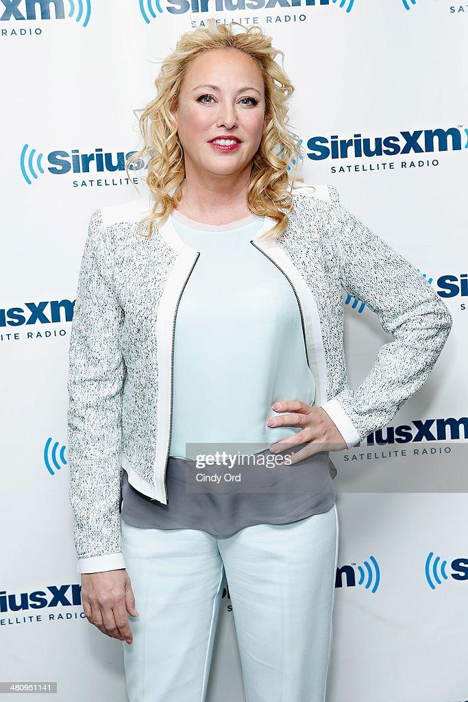 Celebrities Visit SiriusXM Studios - March 27, 2014