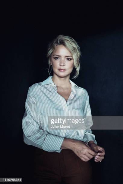 Actress Virginie Efira poses for a portrait on May 23 2019 in Cannes France