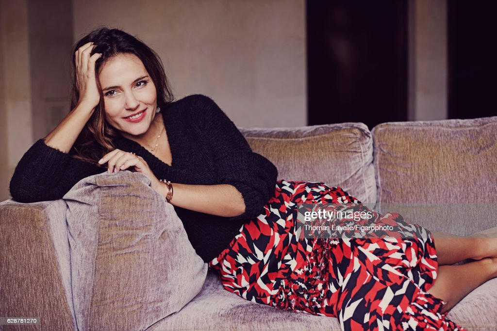 Virginie Ledoyen, Madame Figaro, December 2, 2016